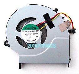 New CPU fan Toshiba Satellite L50-B L50D-B L50T-B L50DT-B