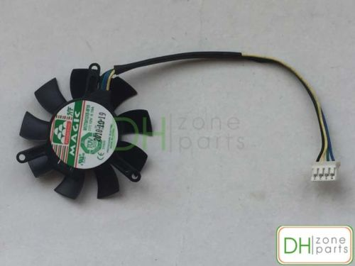 New For MAGLC MGT5012XB-W10 12V 0.19A 4-wire graphics card fan