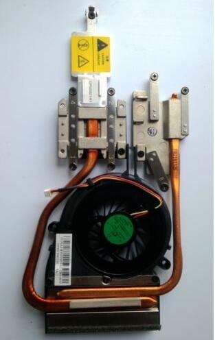 New For Fujitsu LifeBook AH530 CPU Fan With Heatsink AD5605HX-JD3 CP500811-01