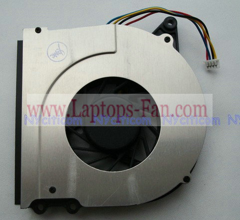 CPU Fan for ASUS X51 X51R X51L X51RL X51H GB0506PGV1-A
