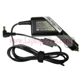 19V 2.1A Car Adapter charger Power supply for samsung Laptop
