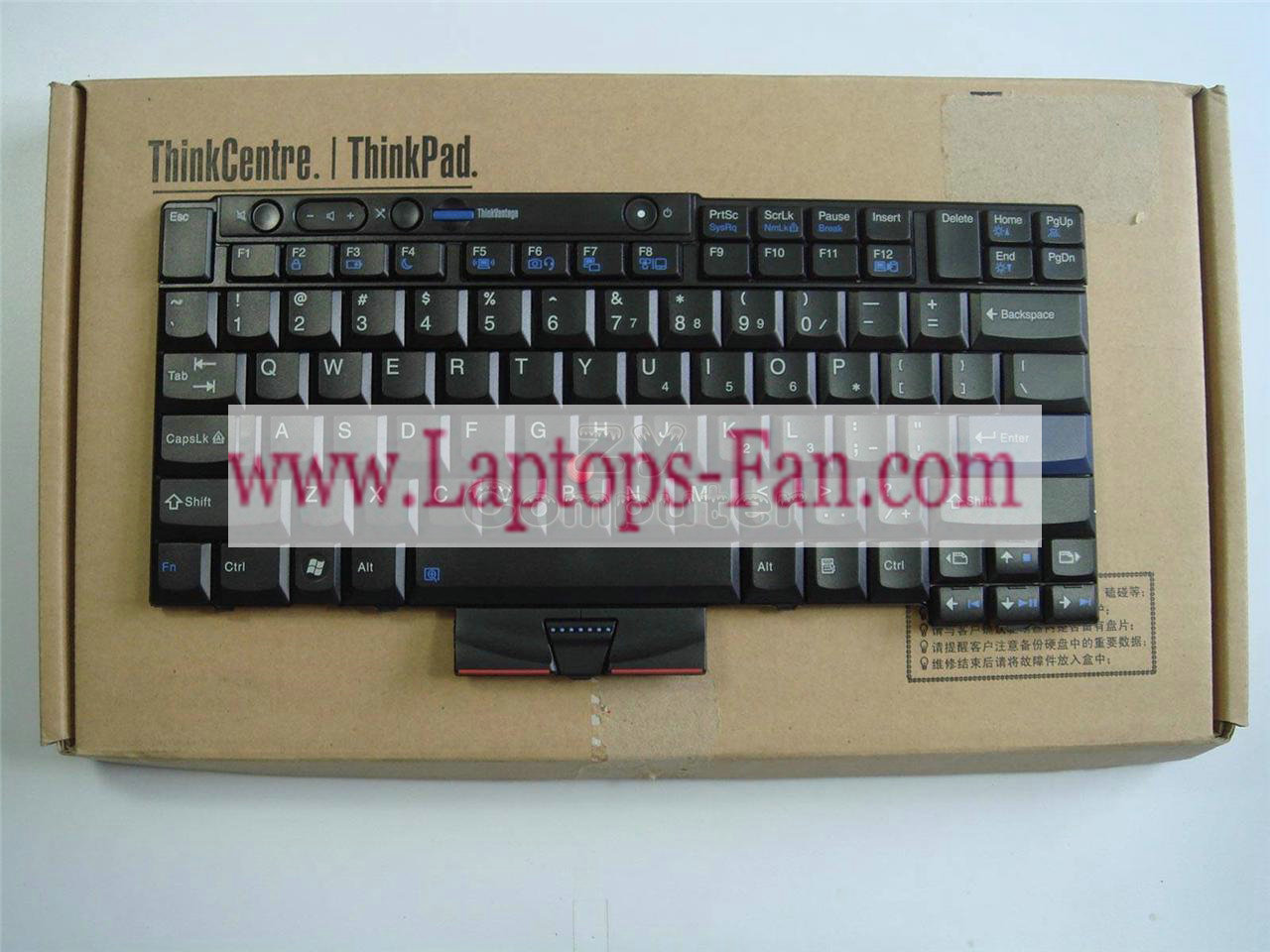 NEW Lenovo Thinkpad T410 T410I laptop keyboard Black US