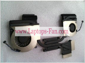 Genuine New HP envy 15-3000 Series Cpu Fan Heatsink 690006-001