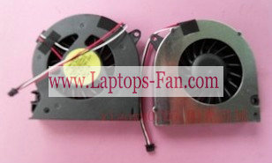 HP CQ610 Laptop CPU Cooling Fan 538455-001