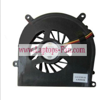 Clevo P370EM Laptop Graphics card Cooling Fan BS6006MS-US4