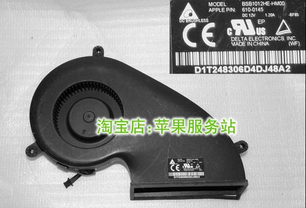 DELTA BSB1012HE-HM00 610-0216 APPLE 12V 1.2A cooling CPU fan