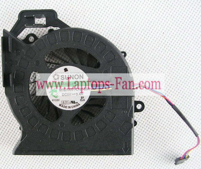 CPU Fan For HP PAVILION DV6-6102sa DV6-6157ea DV6-6153ea