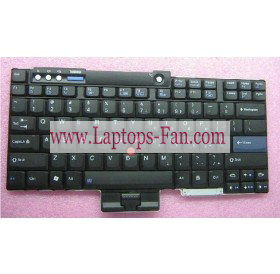 new Lenovo Thinkpad T400 laptop keyboard Black US