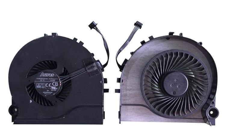 Genuine New ThundeRobot 911-E1 S1 911-T1 911-S2 CPU cooling fan