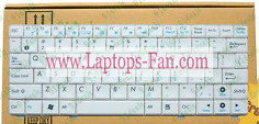 NEW ASUS Eee PC EPC T91 V100462AS1 US Keyboard White