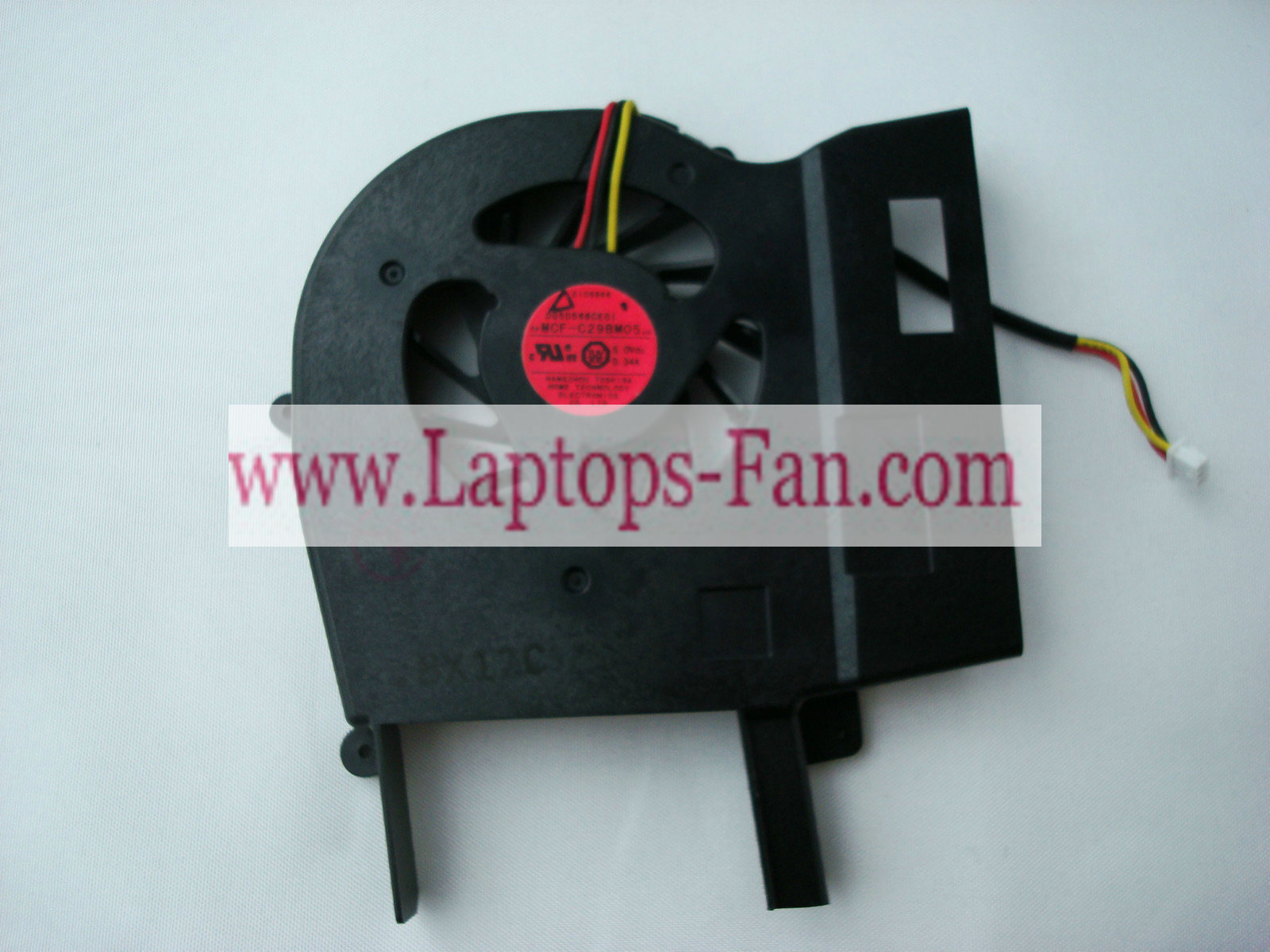 NEW SONY VAIO VGN-CS215J VGN-CS220J CPU Cooling Fan