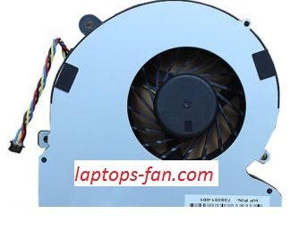 NEW HP Pavilion AIO 21-H013W 21-H 23-H 739391-001 cpu cooling fan