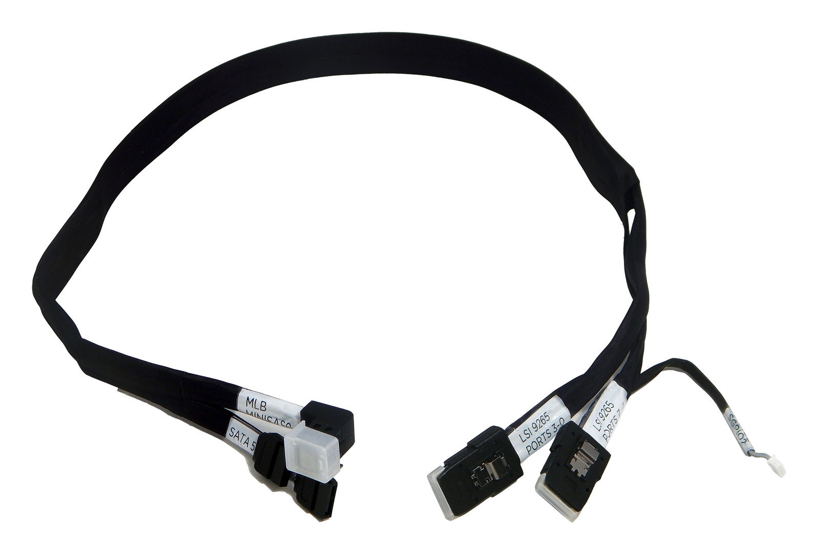 NEW Dell YTHX7 LSI9265 1U SAS Cable