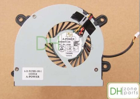 New A-Power BS5005HS-U89 6-31-W25HS-100-1 fan DC5V 0.5A