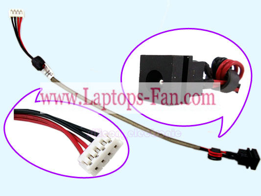 IBM Lenovo 3000 G430 G450 N500 CJA9 CJA8 DC Power Jack Cable