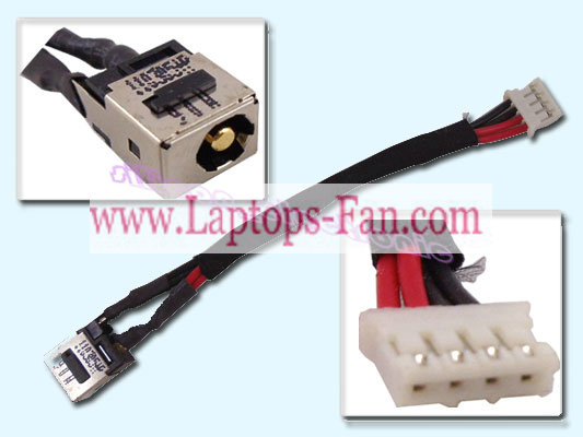 IBM LENOVO IDEAPAD Y450 Y310 AC DC JACK CABLE HARNESS POWER PLU