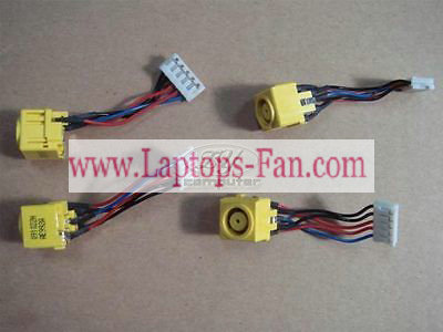 IBM Lenovo T400 R400 DC Power jack with cable DC in cable