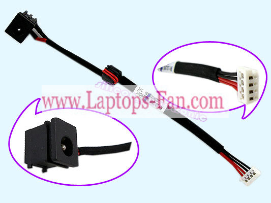 NEW Toshiba Satellite L305 L305-S5955 DC Power Jack Cable