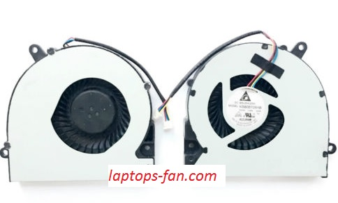 NEW ASUS X75 X75A F75A X75VD KSB06105HB series cpu cooling fan