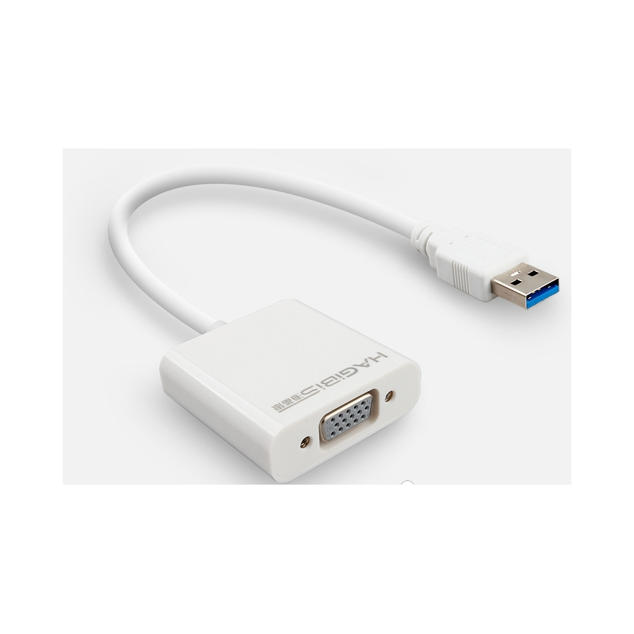 Brand New USB 2.0/3.0 to VGA converter adapter cable