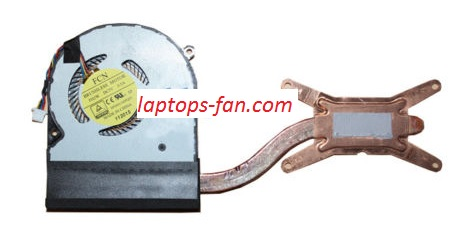 NEW Toshiba Satellite P25W-C P25W-C2300-4K P25W-C2302 H000091560 Cooling Fan Heatsink