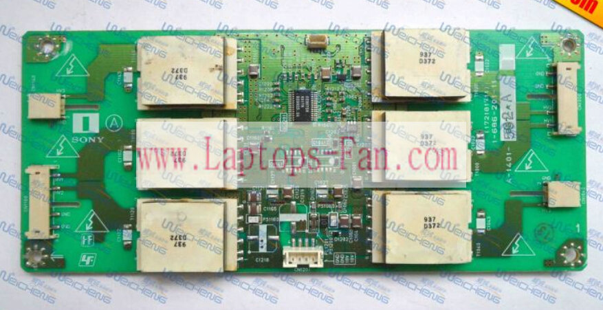 New Genuine SONY A-1401-357-A 1-686-201-11 LCD Inverter Board