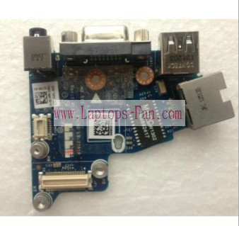 Genuine Dell Latitude E6430 USB VGA Network card board 51WP9