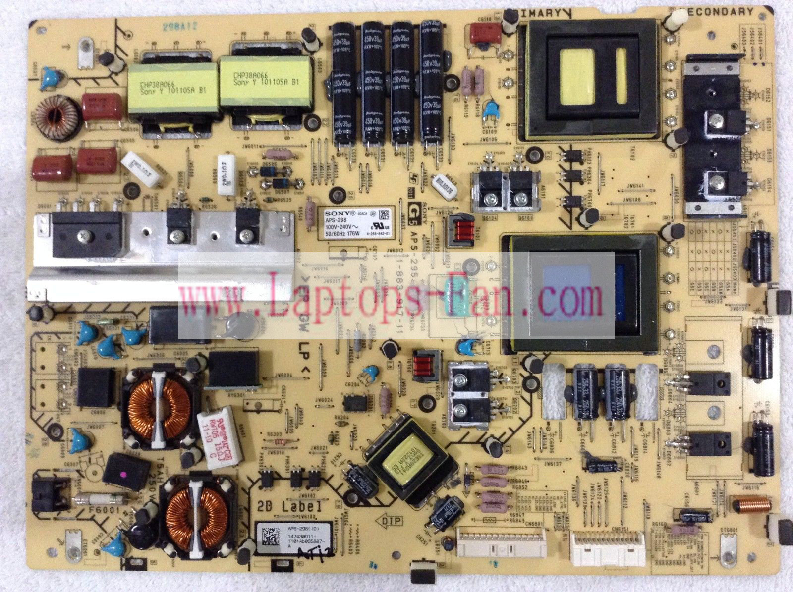 Genuine Sony KDL-46EX620 KDL-46EX720 APS-298 Power Supply Board
