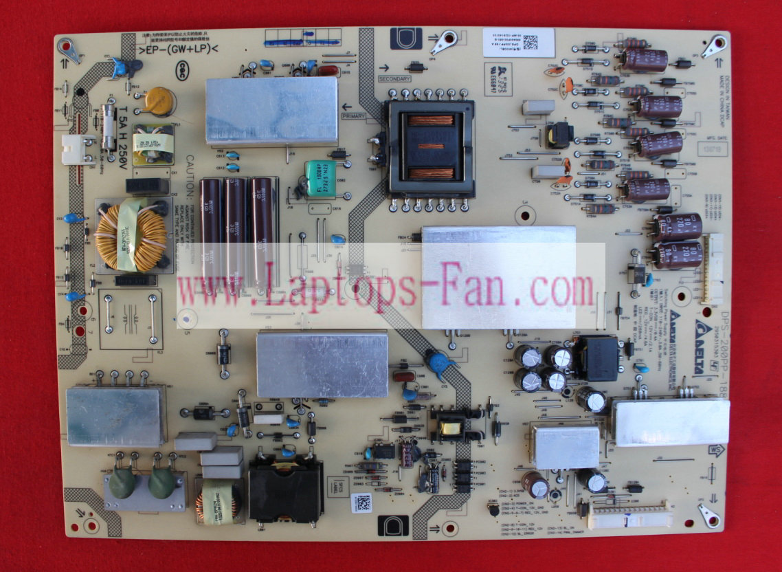 Sony 60R520A DPS-200PP-188 2950315303 Power Supply Board