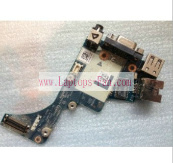 Genuine Dell Latitude E6420 USB VGA Network card board cyxng