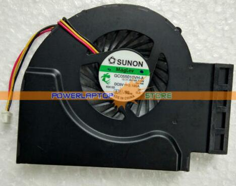 New IBM LENOVO T510 W510 Integrated Graphics CPU Cooler Fan